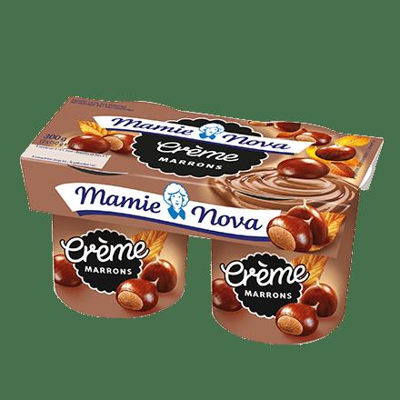 Mamie Nova - Packaging Crème Marron