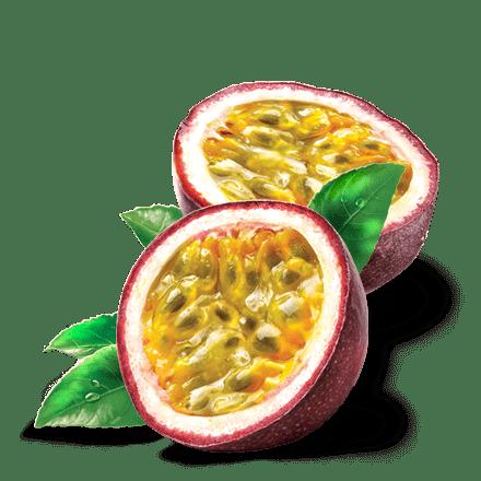 Mamie Nova - Ingrédient Cœur de liégeois aux fruits Fruit de la Passion