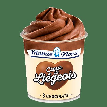 Mamie Nova - 3 Chocolats