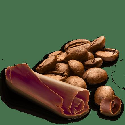 Mamie Nova - Ingrédient Cœur de liégeois Cappuccino coeur Chocolat