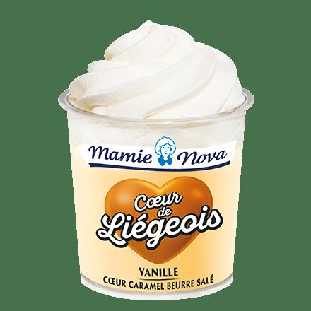 Mamie Nova - Vanille coeur Caramel Beurre Salé