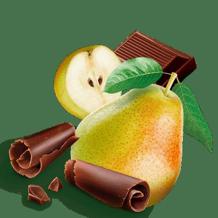 Mamie Nova - Ingrédient Crème & Fruit Poire Chocolat