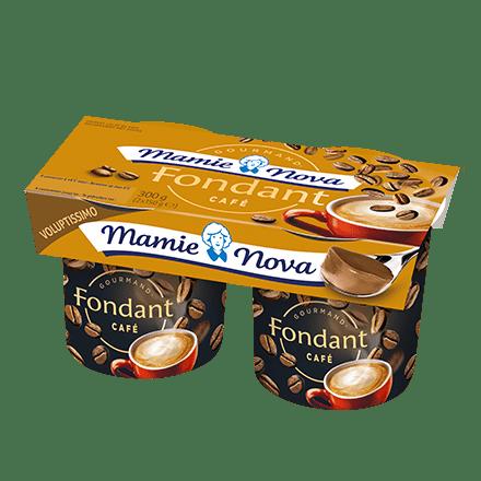 Mamie Nova - Packaging Gourmand® Fondant Café
