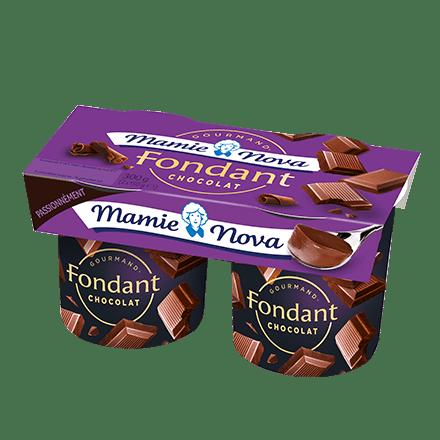 Mamie Nova - Packaging Gourmand® Fondant Chocolat