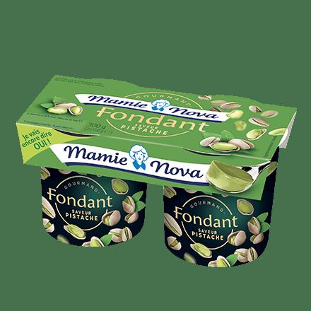 Mamie Nova - Packaging Gourmand® Fondant Pistache