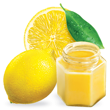 Mamie Nova - Ingrédient Yaourt Gourmand® aux fruits Citron Lemon Curd