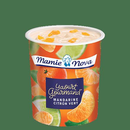 Mamie Nova - Mandarine Citron Vert
