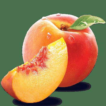 Mamie Nova - Ingrédient Yaourt Gourmand® aux fruits Pêche du Rousillon