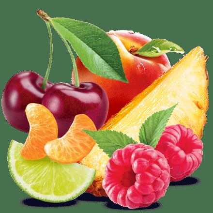 Mamie Nova - Ingrédient Yaourt Gourmand® aux fruits Panaché x6