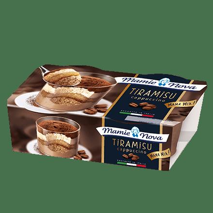 Mamie Nova - Packaging Dessert Pâtissier Tiramisu