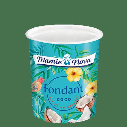 Mamie Nova - Coco sur lit de caramel