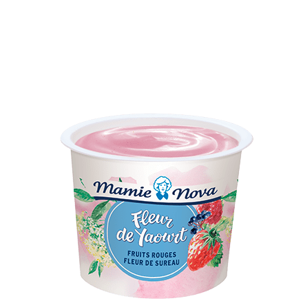 Mamie Nova - Fruits Rouges Fleur de Sureau