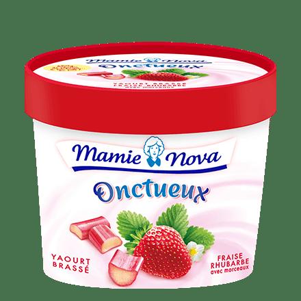 Mamie Nova - Fraise Rhubarbe