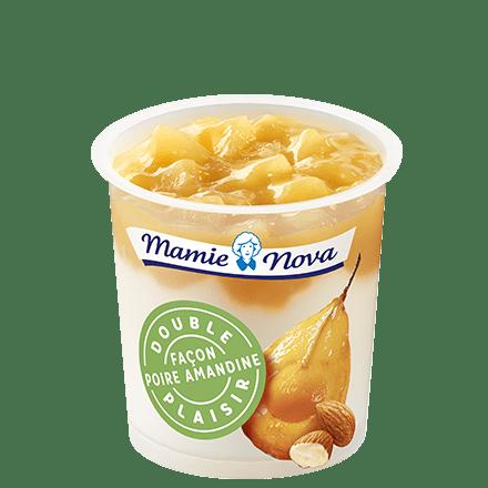 Mamie Nova - Façon poire amandine